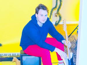 Indie Artist Stephen Day