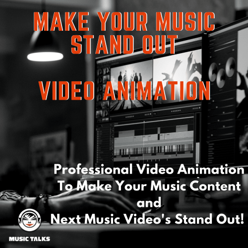 Week. 2 -  x2 - Professional Video Animation Branding To Add To Video Clips and Social Media