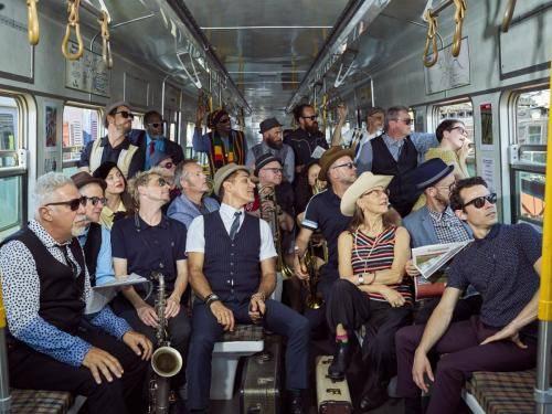 INTERVIEW Melbourne Ska Orchestra