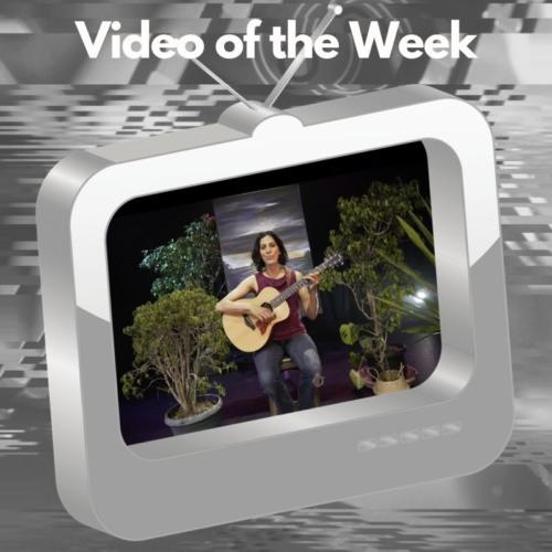 VIDEO OF THE WEEK Anousha Victoire